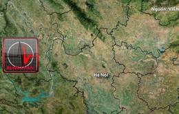 Hà Nội rung lắc do ảnh hưởng trận động đất ở Vân Nam, Trung Quốc