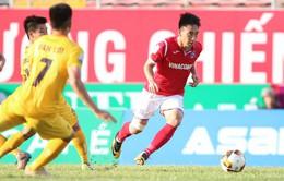 Vòng 21 Nuti Café V.League 2018: Than Quảng Ninh - CLB Hải Phòng: Khó khăn cho đội khách (18:00 trên VTV6)