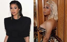 Cardi B và Nicki Minaj đánh nhau tại Tuần lễ thời trang New York