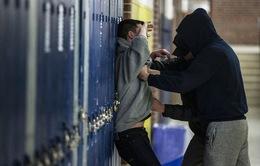 1/2 thanh thiếu niên thế giới trải qua bạo lực học đường
