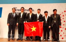 Học sinh Hà Tĩnh giành Huy chương vàng Olympic Tin học thế giới