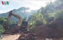 Các tuyến đường ở Sơn La đã cơ bản thông suốt