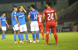 Than Quảng Ninh 3-3 CLB Hải Phòng: Chia điểm kịch tính trong cơn mưa bàn thắng!