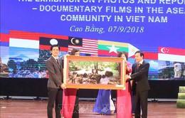 Triển lãm ảnh, phim phóng sự - tài liệu trong cộng đồng ASEAN năm 2018