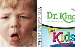 FDA thu hồi hàng trăm sản phẩm thuốc vi lượng đồng căn nghi nhiễm khuẩn