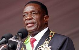Tổng thống Zimbabwe công bố nội các mới