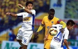 Vòng 21 Nuti Café V.League 2018: Rimario tỏa sáng, FLC Thanh Hóa thắng đậm HAGL