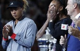Xuất sắc vượt qua tượng đài Serena Williams, Naomi Osaka vô địch Mỹ mở rộng 2018