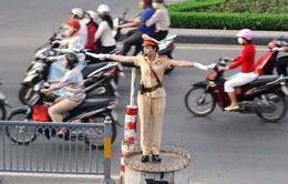 Phát động phong trào đảm bảo an toàn giao thông và bảo vệ môi trường