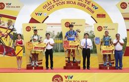 [KẾT THÚC] Chặng 8 giải đua xe đạp quốc tế VTV Cup Tôn Hoa Sen 2018: Im Jaeyeon về nhất chặng
