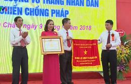 Xã Phú Châu đón nhận danh hiệu Anh hùng