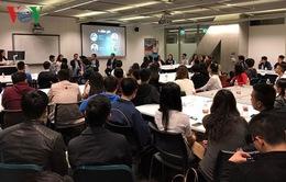 """Sinh viên Việt ở New South Wales truyền """"Nguồn cảm hứng"""" ra cộng đồng"""