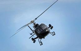 Rơi trực thăng tại Nepal