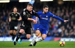 Chelsea 0–0 Leicester City: Chia điểm nhạt nhoà!