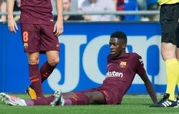 """Barcelona đã tìm ra cầu thủ có """"đôi chân pha lê"""""""