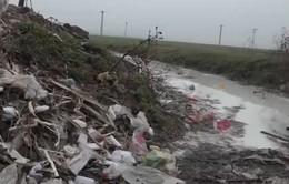 Chính quyền địa phương bế tắc trong khâu giải quyết ô nhiễm ở làng bún Khắc Niệm, Bắc Ninh