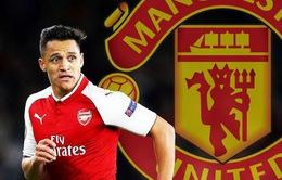 Chuyển nhượng bóng đá quốc tế ngày 18/01/2018: Hôm nay (18/1), Alexis Sanchez gia nhập MU