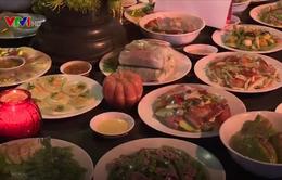 Liên hoan ẩm thực món ngon các nước lần thứ 12 có gì?