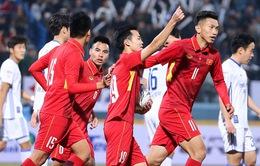 3 ngọn cờ của bóng đá Đông Nam Á tại VCK U23 châu Á 2018: U23 Việt Nam gặp khó khăn nhất