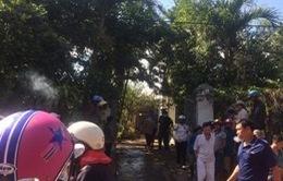 Phát hiện thi thể 2 vợ chồng tử vong trong căn nhà bị khóa trái cửa