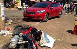 Đắk Lắk: Xe ô tô mất lái gây tai nạn, 3 người thương vong