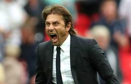 """Conte """"tiếc rẻ"""" trận hòa trước Barca"""