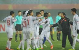 """HLV Park Hang Seo: """"U23 Việt Nam đã thi đấu với tinh thần tuyệt vời"""""""