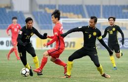 VIDEO: Tổng hợp diễn biến U23 Hàn Quốc 2–1 U23 Malaysia