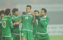 VIDEO: Aymen Hussein lập cú đúp bàn thắng đưa U23 Iraq dẫn trước U23 Việt Nam