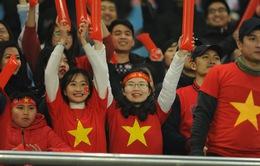 Cảm xúc vỡ oà của người hâm mộ sau nỗ lực của U23 Việt Nam