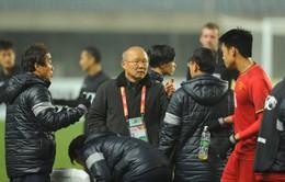 HLV Park Hang Seo bật mí kế hoạch đối phó với U23 Qatar ở bán kết