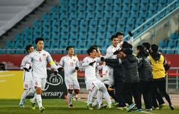 Vượt qua U23 Qatar sau loạt đá luân lưu, U23 Việt Nam hiên ngang vào chung kết U23 châu Á 2018