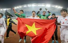 Ảnh: Nhìn lại những khoảnh khắc ấn tượng, tự hào trong chiến thắng lịch sử của U23 Việt Nam trước U23 Qatar