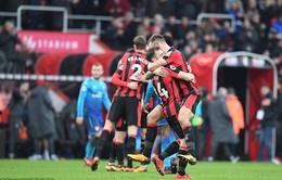 Thất bại trước Bournemouth, Arsenal nối dài chuỗi trận thất vọng