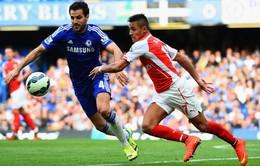 Lịch trực tiếp bóng đá Ngoại hạng Anh vòng 22: Derby Arsenal - Chelsea chào năm mới 2018