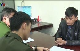 Nghệ An: Bắt 2 đối tượng dùng thuốc nổ phá cây ATM