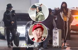 Ảnh hẹn hò của G-Dragon được công bố trong ngày đầu năm mới