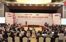 """Hàng chục diễn giả trong nước và quốc tế tham gia hội thảo """"Cơ hội đầu tư kinh doanh 2018"""""""