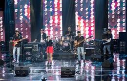 Hát hit của Soobin Hoàng Sơn, Jazz Glory lọt top 8 Ban nhạc Việt thuyết phục