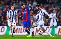 Lập kỷ lục, Barcelona xưng danh vua châu Âu lúc này
