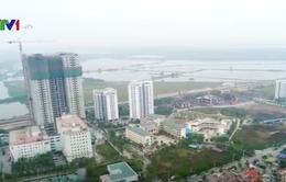 Địa ốc Hà Nội và TP.HCM giảm cả giá lẫn thanh khoản