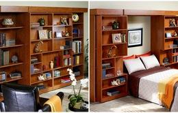 """Những ý tưởng thiết kế giường siêu """"độc"""" làm mới không gian trong nhà"""