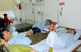 Nghệ An: Người dân mắc bệnh đường hô hấp tăng đột biến