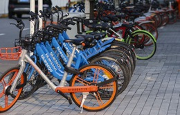 Didi Chuxing bất ngờ gia nhập lĩnh vực chia sẻ xe đạp