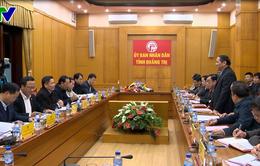 Bộ trưởng Bộ GTVT: Giảm phí BOT cho người dân Quảng Trị trong thời gian sớm nhất