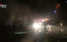 Nổ bom ở Syria, hàng chục người thương vong