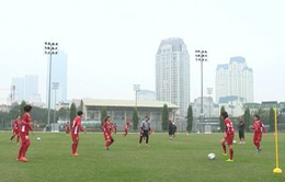 ĐT bóng đá nữ Việt Nam tự tin hướng đến VCK Asian Cup 2018