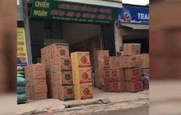 Thị trường đồ uống cuối năm tại Hà Nội: Thật giả lẫn lộn