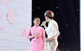 """Cặp đôi hoàn hảo: Quán quân Giọng hát Việt nhí làm Ngọc Sơn """"rung động"""""""