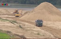 Quảng Nam: Nguy cơ biến mất những cánh đồng ven sông Vu Gia, Thu Bồn